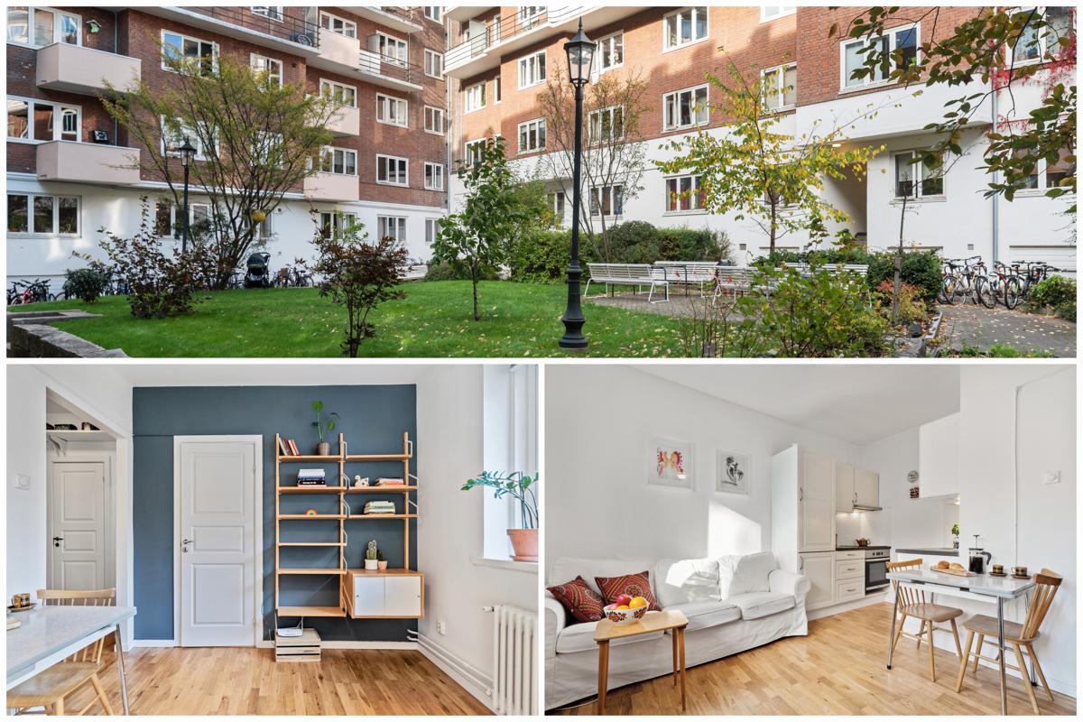 Jens Bjelkes gate 82D - Innbydende 2-roms leilighet vendt mot bakgård | Perfekt førstegangskjøp | Tilbaketrukket & populær beliggenhet!